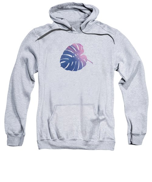 Leaf Abstract 1 Sweatshirt by Art Spectrum