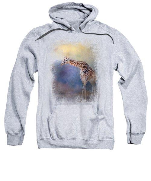 Let The Sun Shine In Sweatshirt by Jai Johnson