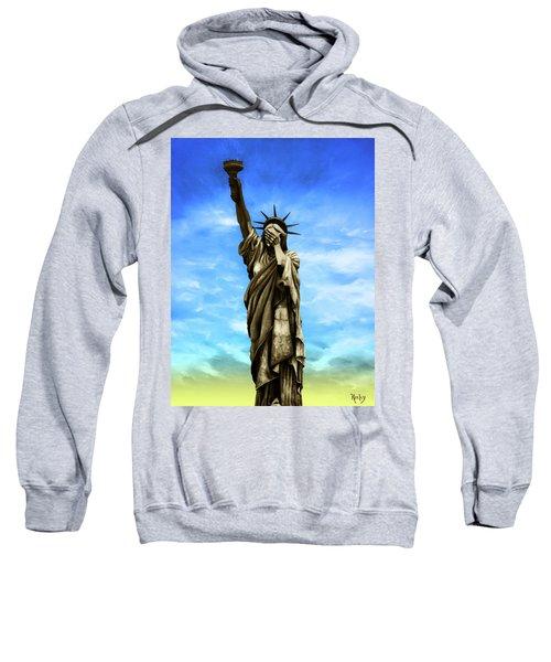 Liberty 2016 Sweatshirt by Kd Neeley