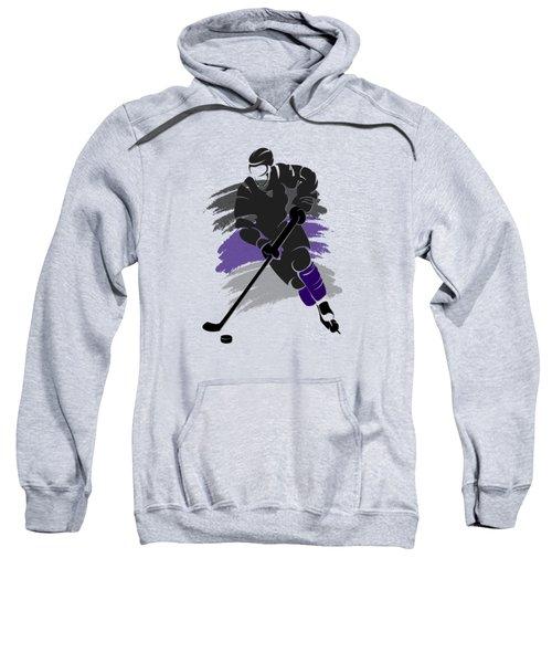 Los Angeles Kings Player Shirt Sweatshirt by Joe Hamilton