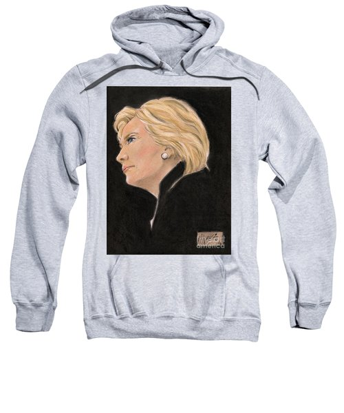 Madame President Sweatshirt by P J Lewis