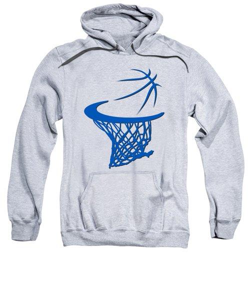 Magic Basketball Hoop Sweatshirt by Joe Hamilton