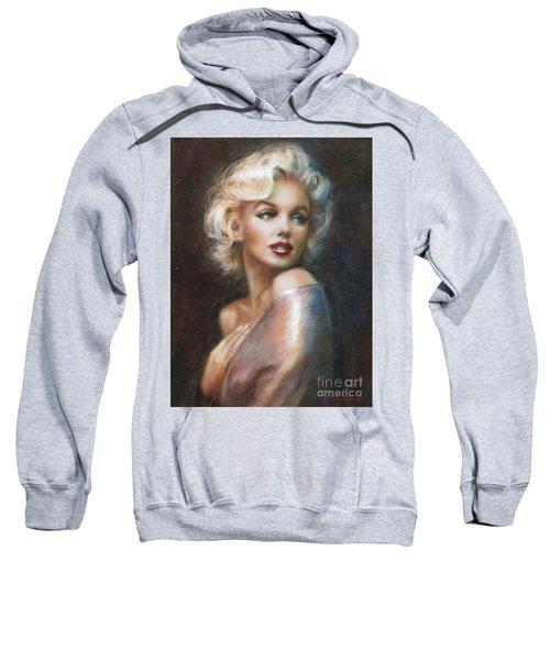 Marilyn Ww Soft Sweatshirt by Theo Danella