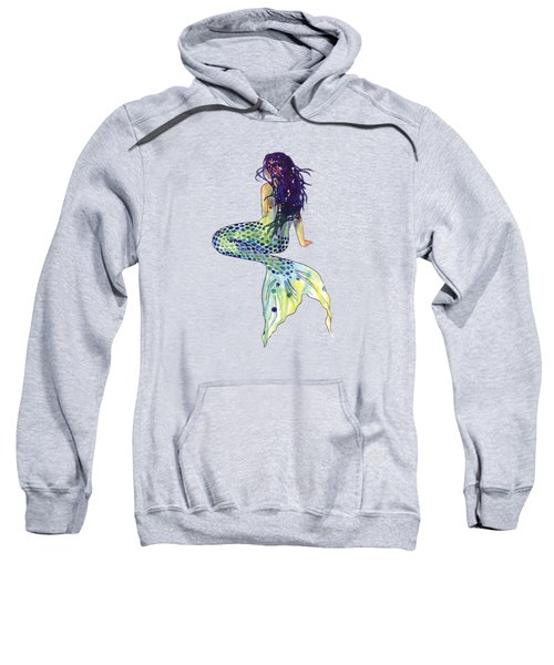 Mermaid Sweatshirt by Sam Nagel