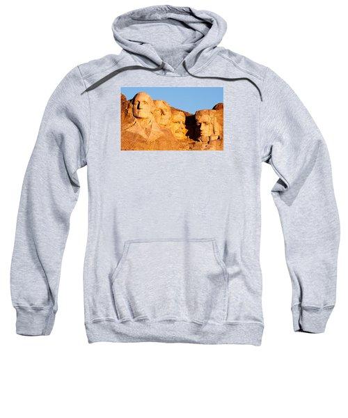 Mount Rushmore Sweatshirt by Todd Klassy