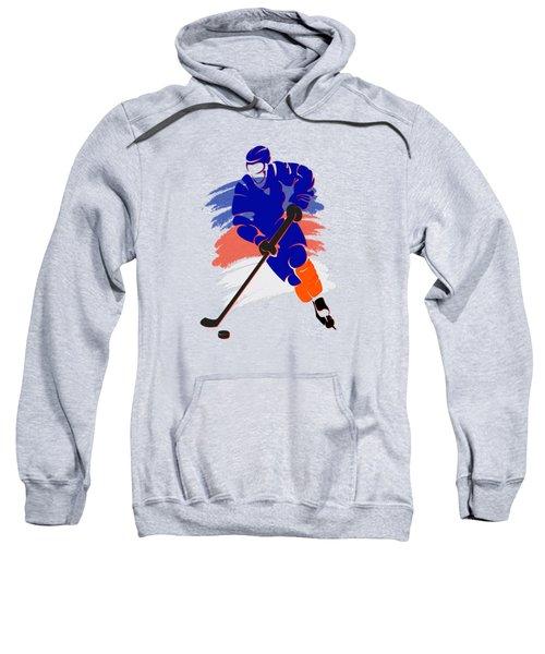 New York Islanders Player Shirt Sweatshirt by Joe Hamilton