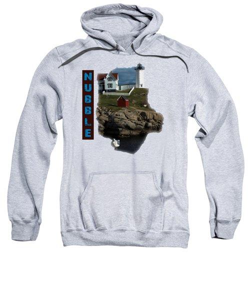 Nubble T-shirt Sweatshirt by Mim White