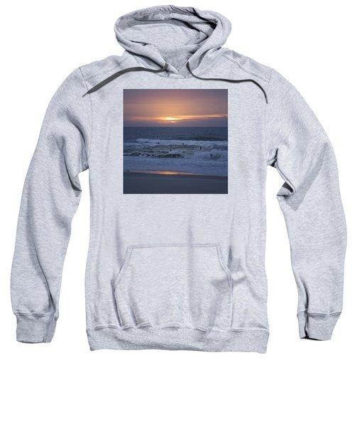 Office View Sweatshirt by Betsy Knapp