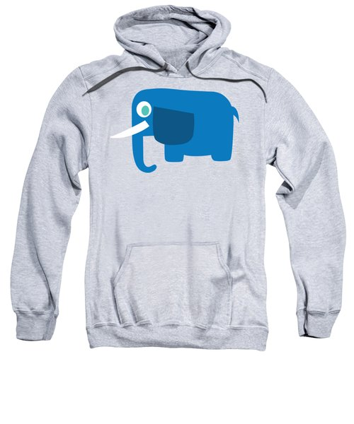 Pbs Kids Elephant Sweatshirt by Pbs Kids