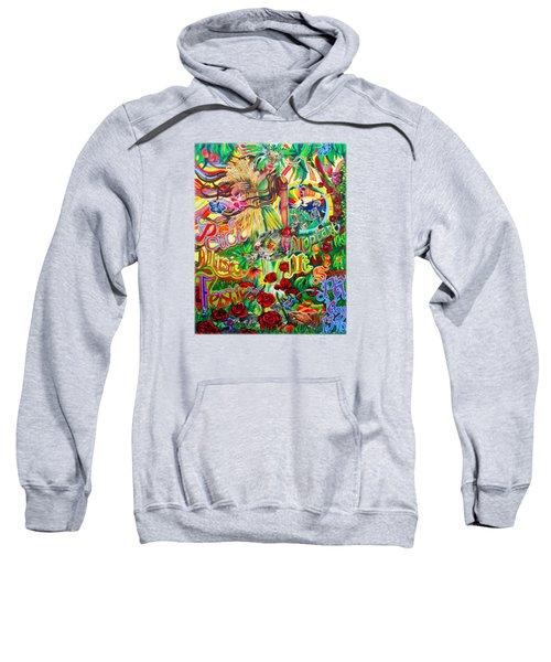 Peach Music Festival 2015 Sweatshirt by Kevin J Cooper Artwork