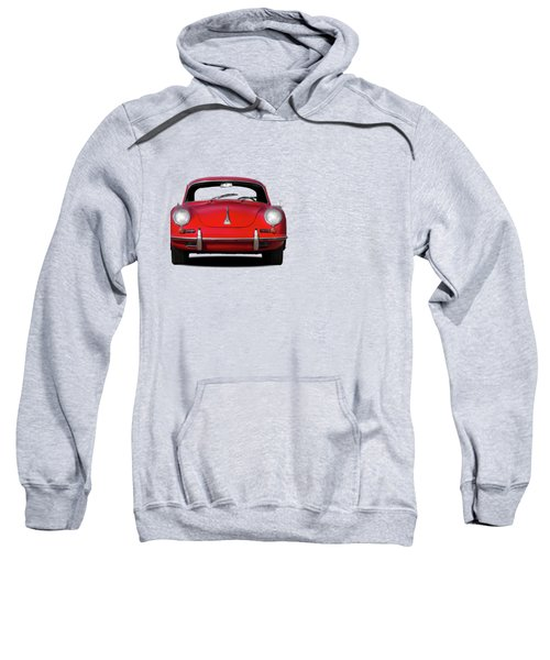 Porsche 356 Sweatshirt by Mark Rogan