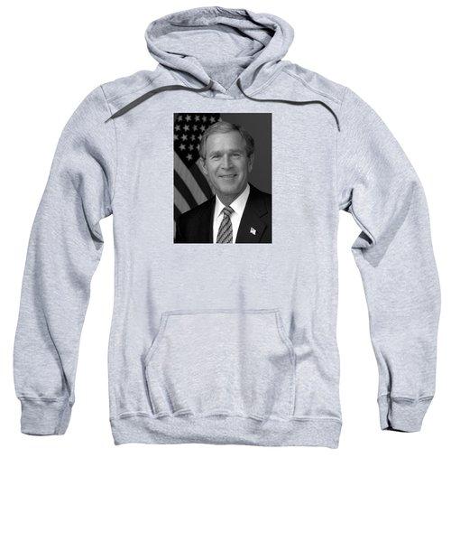 President George W. Bush Sweatshirt by War Is Hell Store