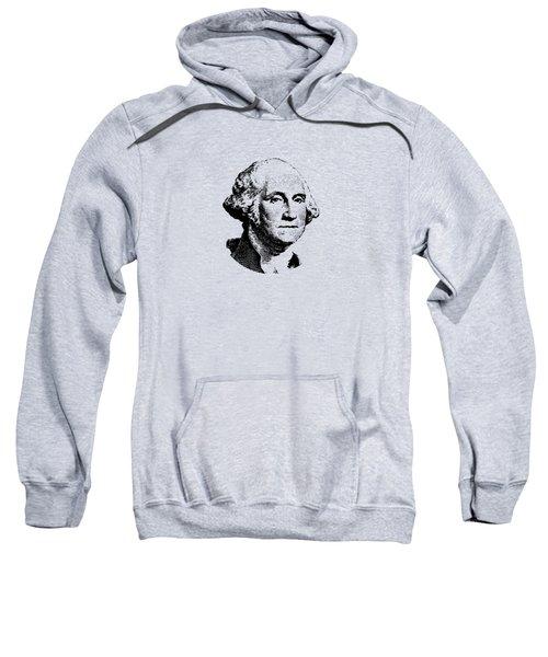 President Washington Sweatshirt by War Is Hell Store