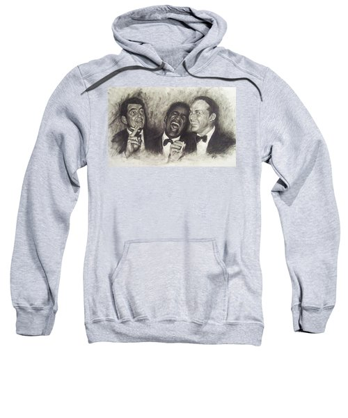Rat Pack Sweatshirt by Cynthia Campbell