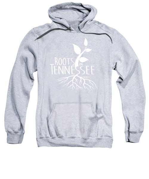 Roots In Tennessee Seedlin Sweatshirt by Heather Applegate