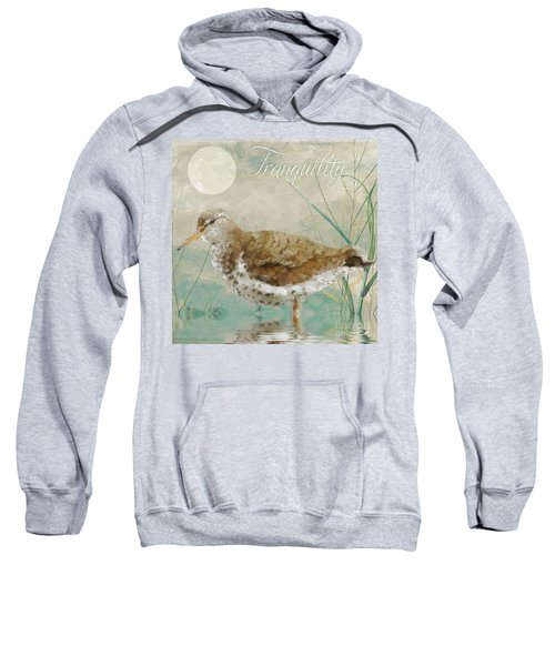 Sandpiper II Sweatshirt by Mindy Sommers