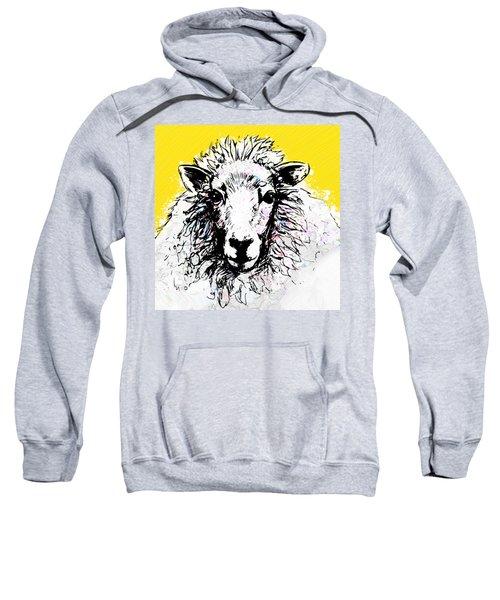 Sheep Sweatshirt by Tiffany Hunter