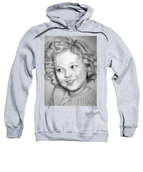 Shirley Temple Sweatshirt by Fred Larucci