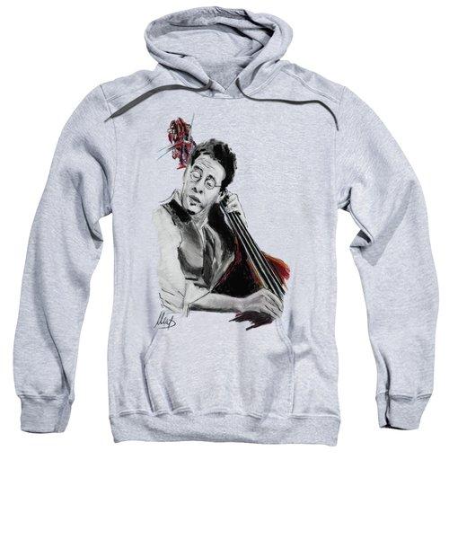 Stanley Clarke Sweatshirt by Melanie D