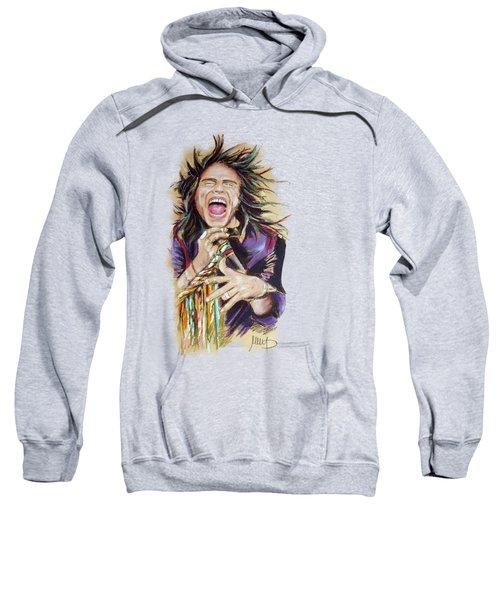 Steven Tyler Sweatshirt by Melanie D