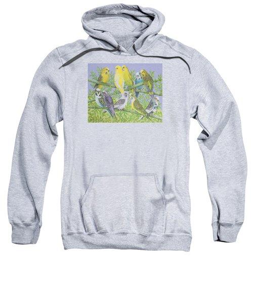 Sweet Talking Sweatshirt by Pat Scott