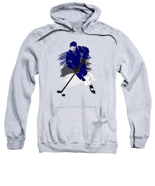 Tampa Bay Lightning Player Shirt Sweatshirt by Joe Hamilton