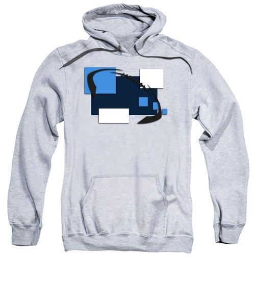 Tennessee Titans Abstract Shirt Sweatshirt by Joe Hamilton