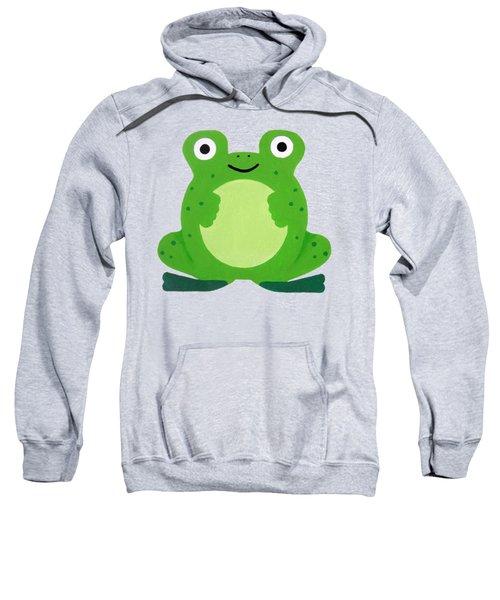 Tfrogle Sweatshirt by Oliver Johnston