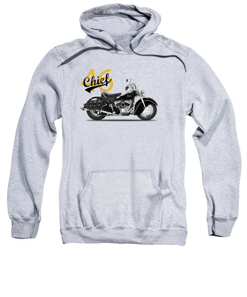 The 1946 Chief Sweatshirt by Mark Rogan