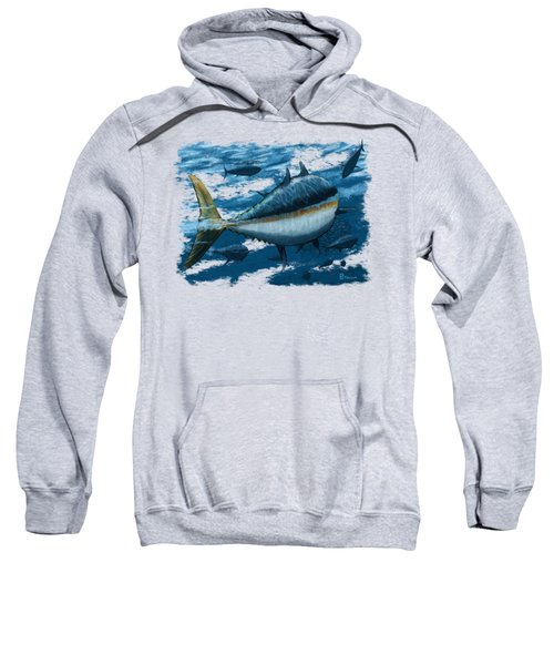 The Chase Sweatshirt by Kevin Putman