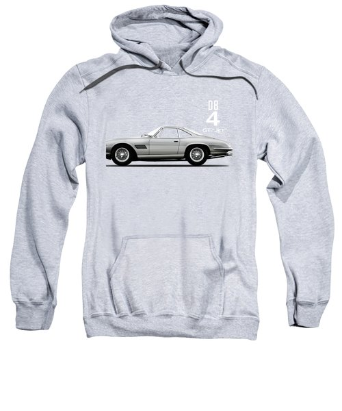 The Db4gt Jet Sweatshirt by Mark Rogan