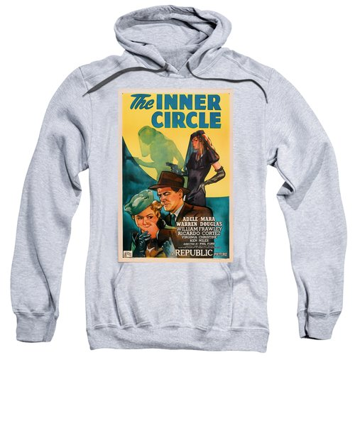 The Inner Circle 1946 Sweatshirt by Mountain Dreams