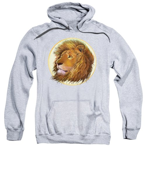 The One True King - Color Sweatshirt by J L Meadows