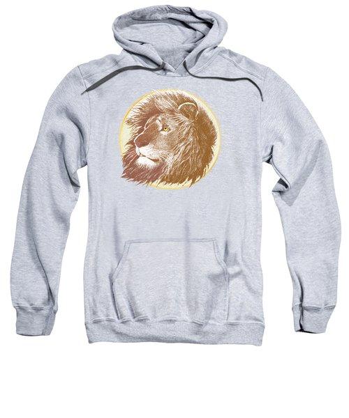 The One True King Sweatshirt by J L Meadows