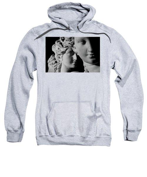 The Three Graces Sweatshirt by Roman School