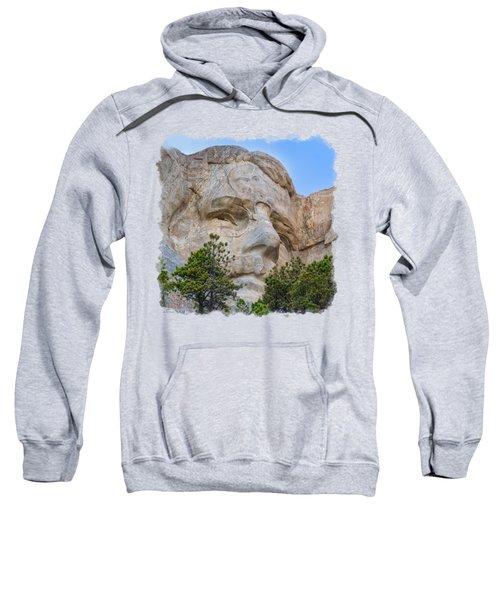 Theodore Roosevelt 3 Sweatshirt by John M Bailey