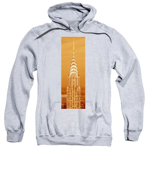 This Is A Sepiatone Close Sweatshirt by Panoramic Images