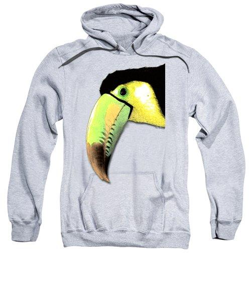 Toucan Do It Sweatshirt by Russ Harris