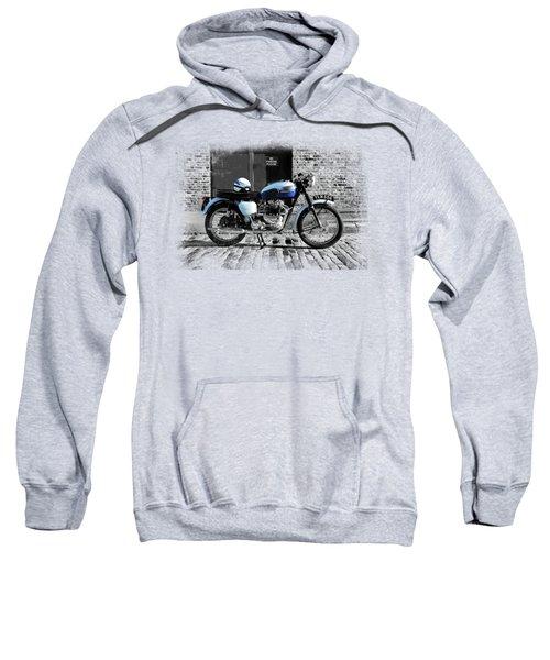 Triumph Bonneville T120 Sweatshirt by Mark Rogan
