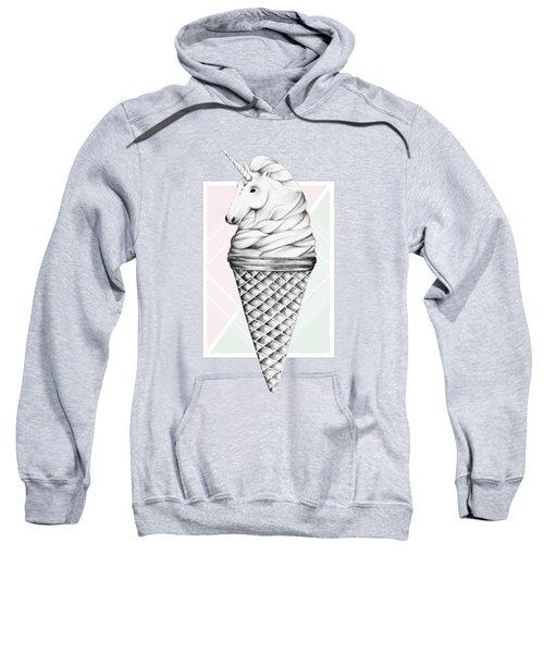 Unicone Sweatshirt by Barlena