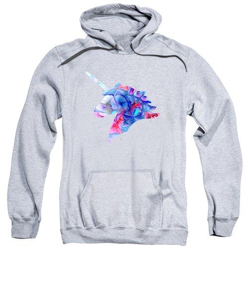 Unicorn Dream Sweatshirt by Anastasiya Malakhova