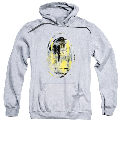 Urban Abstract Sweatshirt by Christina Rollo