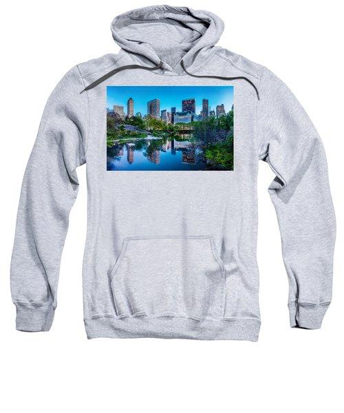 Urban Oasis Sweatshirt by Az Jackson