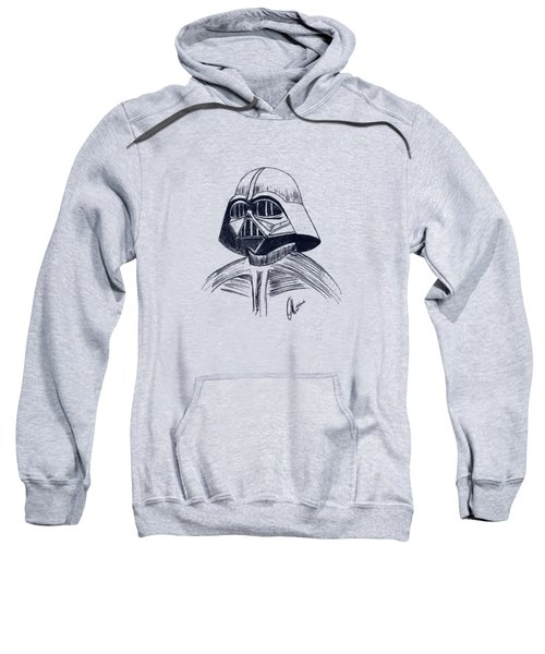 Vader Sketch Sweatshirt by Chris Thomas