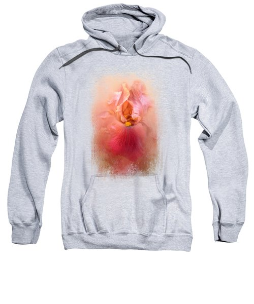 Valentine Iris Sweatshirt by Jai Johnson