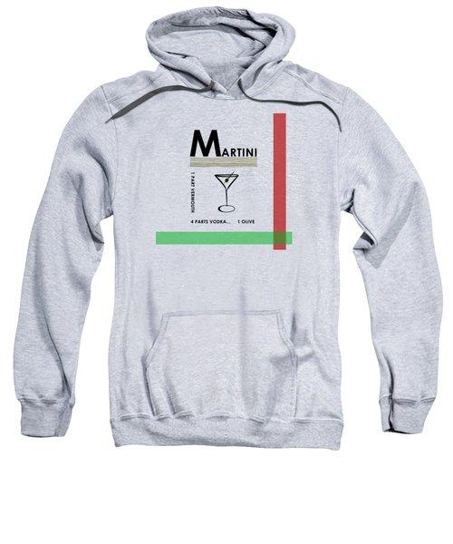 Vodka Martini Sweatshirt by Mark Rogan
