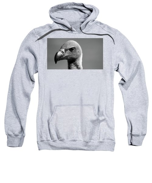 Vulture Eyes Sweatshirt by Martin Newman