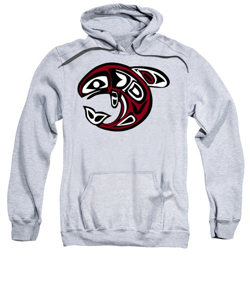 Whale Sweatshirt by Frederick Holiday