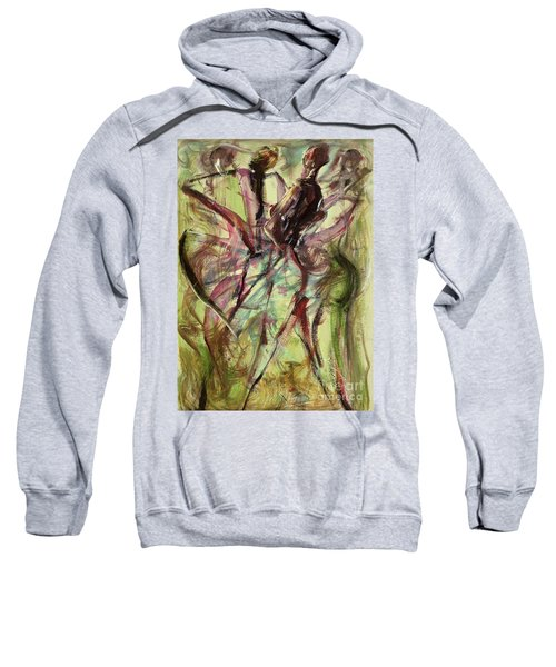Windy Day Sweatshirt by Ikahl Beckford