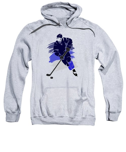 Winnipeg Jets Player Shirt Sweatshirt by Joe Hamilton